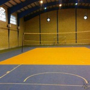 تصویر شماره سالن شهید بابایی (والیبال)