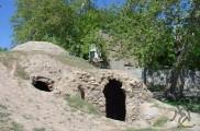 حمام قدیمی روستای هلجرد