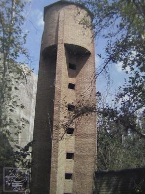 تصویر شماره برج آب کرج